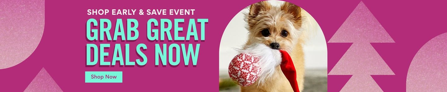 Shop early & save event. Grab great deals now. Shop Now.