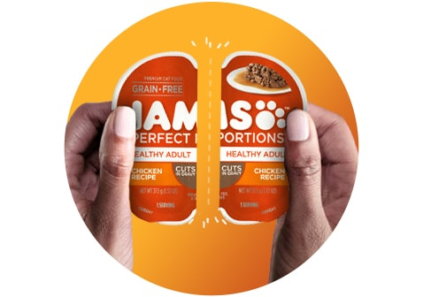 IAMS - Freshly Opened Meal