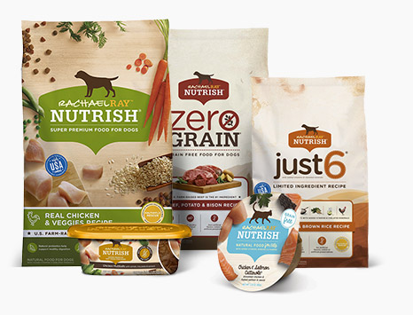 About Rachael Ray Nutrish