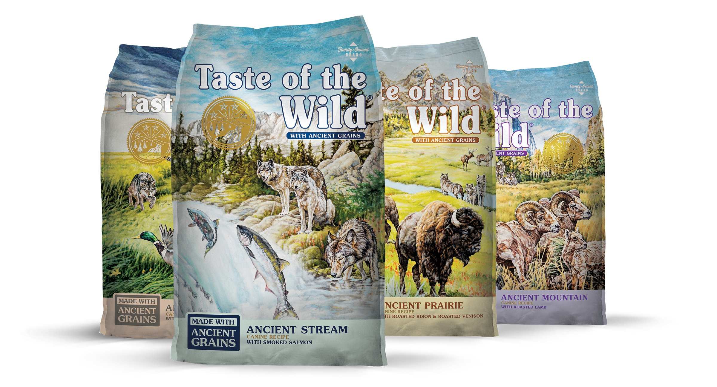 Taste of the Wild® with Ancient Grains