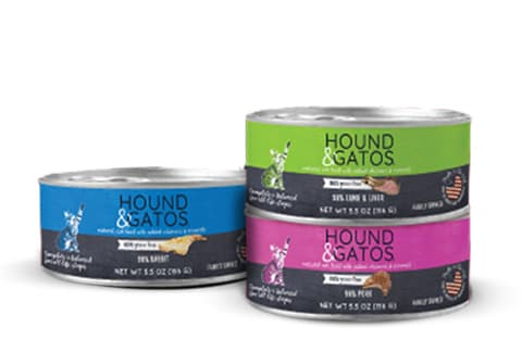 All-Natural Wet Cat Food