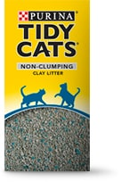 PURINA TIDY CATS NON-CLUMPING LITTER
