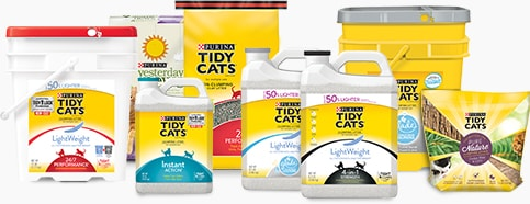 About Tidy Cats