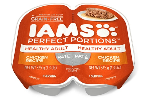 IAMS - Say Goodbye to Canned Cat Food