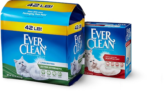 America's First Clumping Cat Litter