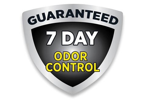 Odor-Control for a Full Week