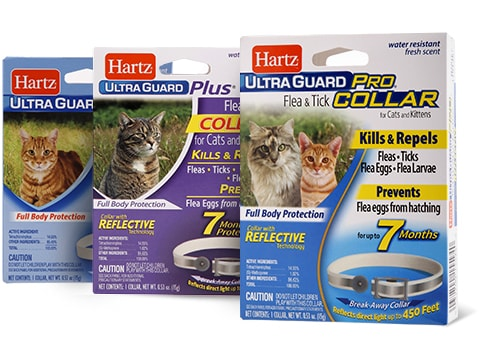 UltraGuard Collars for Cats