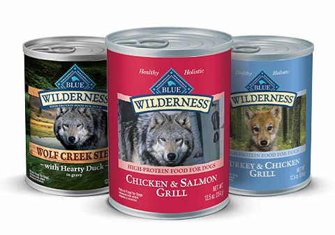 Wet Food Cans