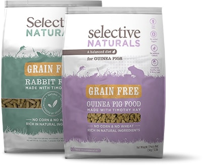 Award-Winning Small Pet Food