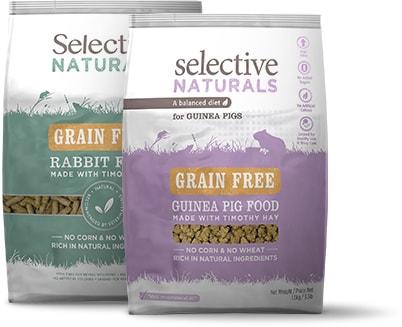 Award-Winning Small Pet Food