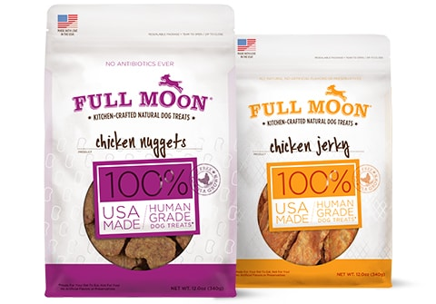 100% Human Grade Dog Treats