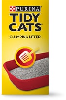 PURINA TIDY CATS CUMPING LITTER