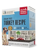 GRAIN-FREE DEHYDRATED DOG FOOD