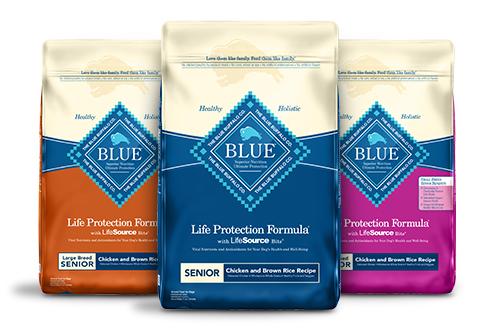 BLUE Life Protection Formula Dry Dog Food