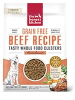 The Honest Kitchen Food Clusters Whole Grain Chicken Oat Recipe Puppy Blend Dehydrated Dog Food 4 Lb Bag Chewy Com