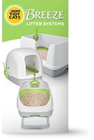 BREEZE LITTER SYSTEMS FROM TIDY CATS