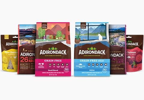 About Adirondack