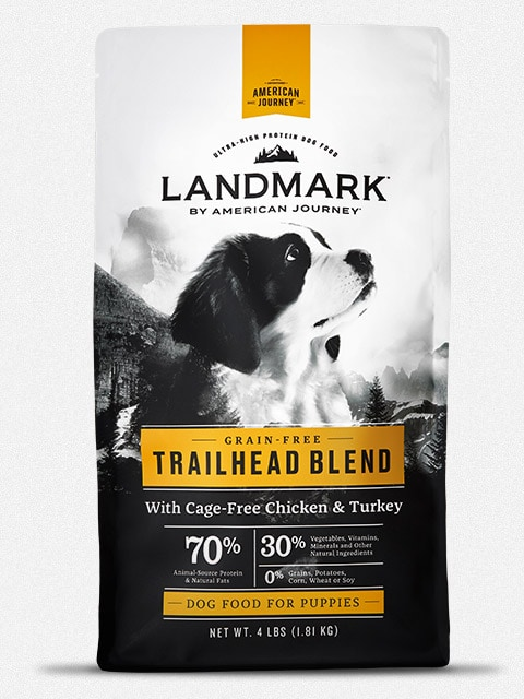 Landmark Trailhead Blend bag