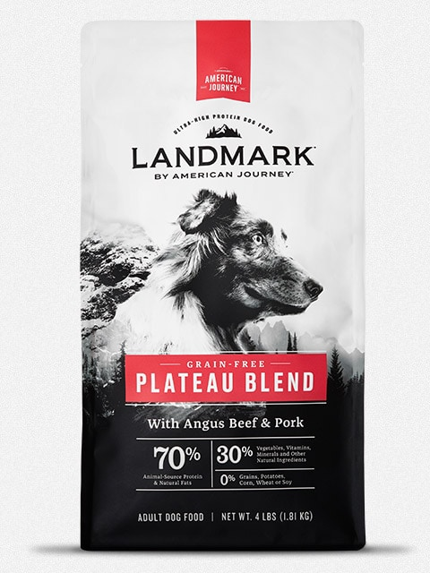 Landmark Plateau Blend bag